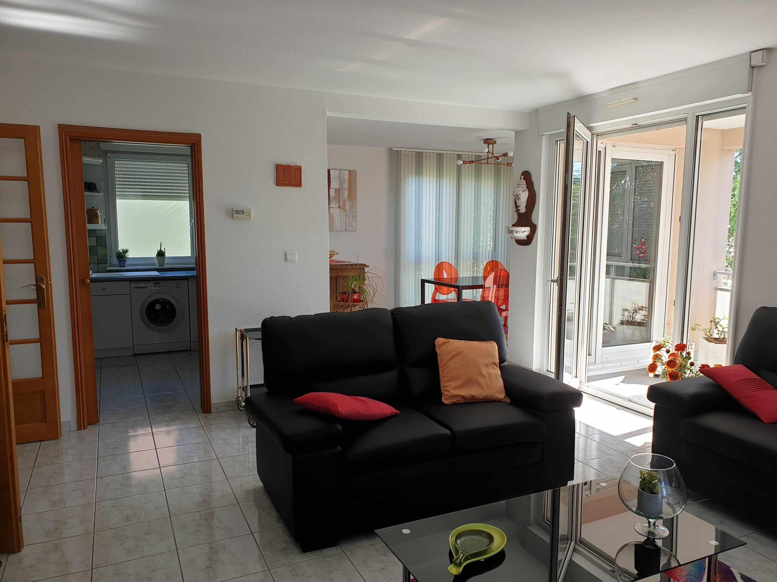 Appartement vacance Colmar 68
